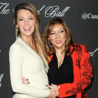 Blake Lively - Gabrielle's Angel Foundation Hosts Angel Ball 2014 - Red Carpet Arrivals