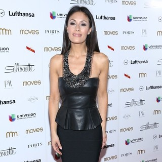 Liz Cho in New York Moves Magazine's 10th Anniversary Power Women Gala