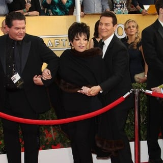 Liza Minnelli in The 20th Annual Screen Actors Guild Awards - Arrivals
