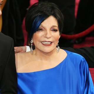 Liza Minnelli in The 86th Annual Oscars - Red Carpet Arrivals
