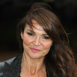 Lizzie Cundy in World Premiere of Snow White and the Huntsman - Arrivals