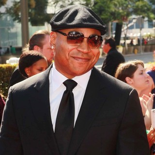 LL Cool J in 2012 Creative Arts Emmy Awards - Arrivals