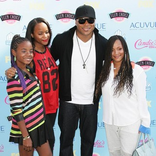 LL Cool J in 2013 Teen Choice Awards