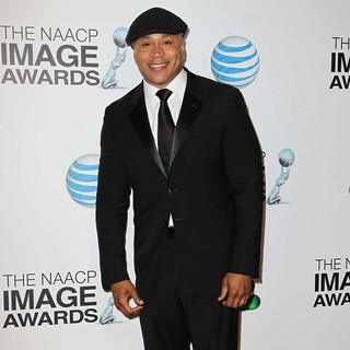 LL Cool J in The 44th NAACP Image Awards