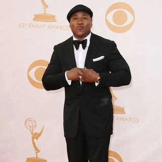 LL Cool J in 65th Annual Primetime Emmy Awards - Arrivals