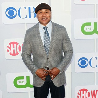 LL Cool J in CBS Showtime's CW Summer 2012 Press Tour - Arrivals