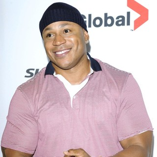 LL Cool J in Shaw Media Upfront 2012 Press Conference