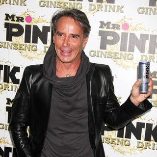 Lloyd Klein in Mr. Pink's Ginseng Energy Drink Launch - Arrivals