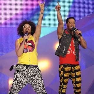 LMFAO in 2012 MuchMusic Video Awards - Show