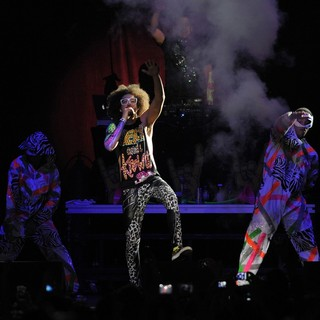 LMFAO in The Y100 Jingle Ball 2011