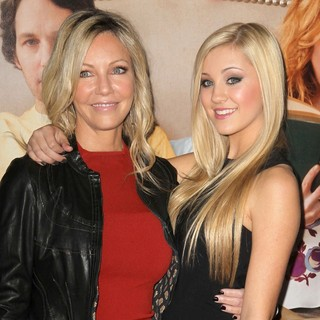 Heather Locklear, Ava Sambora in This Is 40 - Los Angeles Premiere - Arrivals