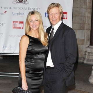 Heather Locklear, Jack Wagner in Shooting Stars Benefit - Closing Ball - Arrivals