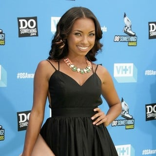 Logan Browning in The 2013 Do Something Awards