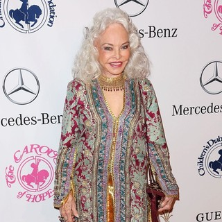 Lois Driggs Cannon in 26th Anniversary Carousel of Hope Ball - Presented by Mercedes-Benz - Arrivals