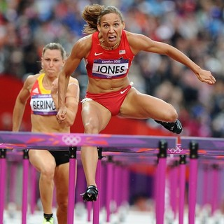 Lolo Jones - The Women's 100m Hurdles During The 2012 London Olympic Games