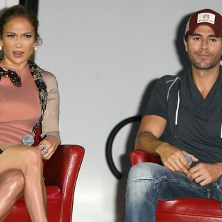 Jennifer Lopez - Wisin and Yandel, Jennifer Lopez and Enrique Iglesisas Announce Their Summer Tour
