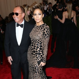 Jennifer Lopez in PUNK: Chaos to Couture Costume Institute Gala - lopez-kors-punk-chaos-to-couture-costume-institute-gala-02