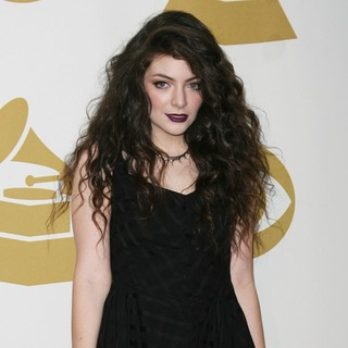 Lorde in The GRAMMY Nominations Concert Live!! Countdown to Music's Biggest Night