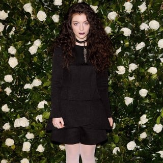 Lorde in The Museum of Modern Art 2013 Film Benefit: A Tribute to Tilda Swinton - Arrivals