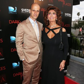 Sophia Loren - Apothic Wines and SVEDKA Vodka Present The Los Angeles Premiere of A24 and DIRECTV's Dark Places