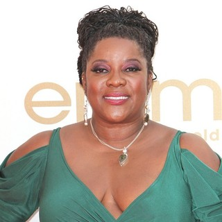 Loretta Devine in The 63rd Primetime Emmy Awards - Arrivals