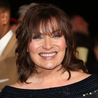 Lorraine Kelly in National Television Awards 2013 - Arrivals