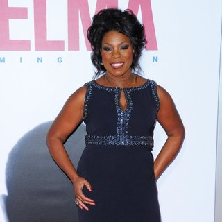 Lorraine Toussaint in New York Premiere of Selma - Red Carpet Arrivals