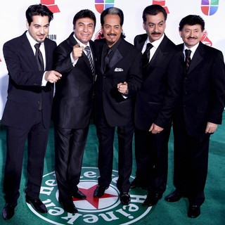 Los Tigres del Norte in The 12th Annual Latin GRAMMY Awards - Arrivals