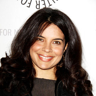 Zuleikha Robinson in 27th Annual PaleyFest presents the television show 'Lost'