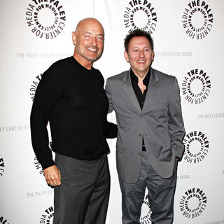 Terry O'Quinn, Michael Emerson in 27th Annual PaleyFest presents the television show 'Lost'
