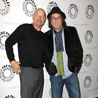 Terry O'Quinn, Jack Bender in 27th Annual PaleyFest presents the television show 'Lost'