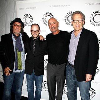 Jack Bender, Damon Lindelof, Terry O'Quinn, Carlton Cuse in 27th Annual PaleyFest presents the television show 'Lost'
