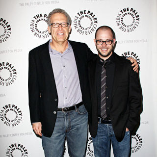 Carlton Cuse, Damon Lindelof in 27th Annual PaleyFest presents the television show 'Lost'