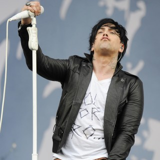 Lostprophets in V Festival - Day Two