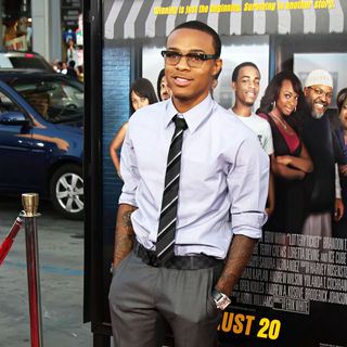 Bow Wow in The World Premiere of 'Lottery Ticket'