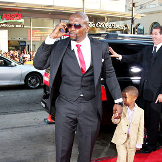 Terry Crews in The World Premiere of 'Lottery Ticket'