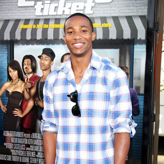 Arlen Escarpeta in The World Premiere of 'Lottery Ticket'