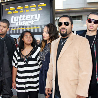 Ice Cube in The World Premiere of 'Lottery Ticket' - lottery_ticket_premiere_23_wenn2960261