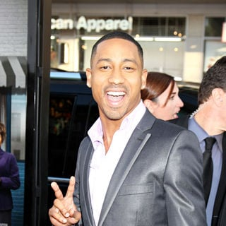 Brandon T. Jackson in The World Premiere of 'Lottery Ticket'