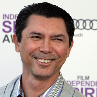 Lou Diamond Phillips in 27th Annual Independent Spirit Awards - Arrivals