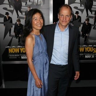Woody Harrelson in New York Premiere of Now You See Me - louie-harrelson-now-you-see-me-new-york-premiere-03