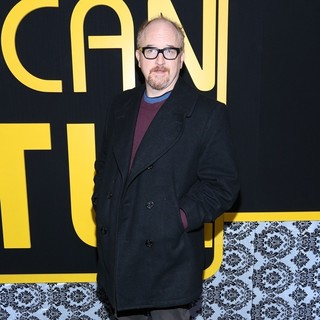 Louis C.K. in American Hustle New York Premiere