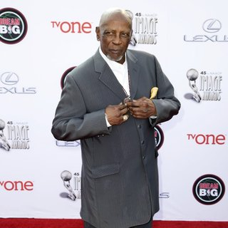 Louis Gossett Jr. in 45th NAACP Image Awards - Arrivals