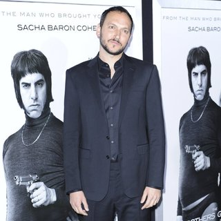 Louis Leterrier in Film Premiere of The Brothers Grimsby