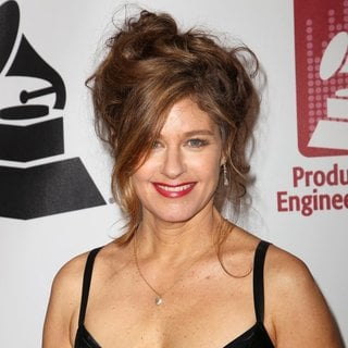 Louise Goffin in 56th GRAMMY Awards - P and E Wing Event Honoring Neil Young