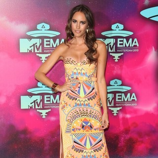 Louise Roe in 20th MTV Europe Music Awards - Arrivals
