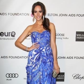 Louise Roe in 21st Annual Elton John AIDS Foundation's Oscar Viewing Party