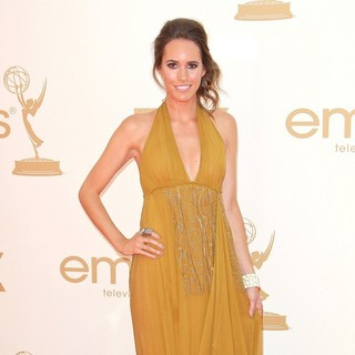 Louise Roe in The 63rd Primetime Emmy Awards - Arrivals