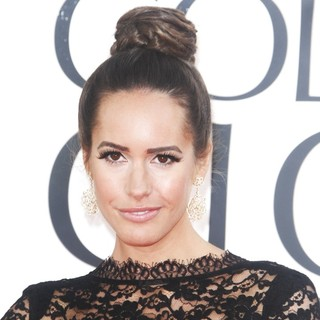 Louise Roe in 70th Annual Golden Globe Awards - Arrivals