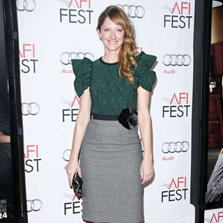 "Judy Greer in World Premiere of ""Love and Other Drugs"" at AFI Fest 2010 Opening Night Gala"